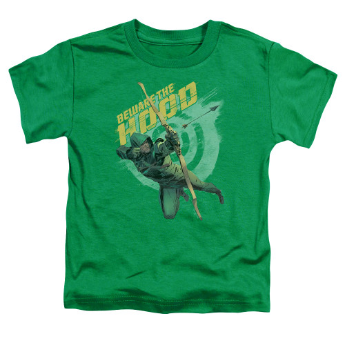 Image for Arrow Toddler T-Shirt - Beware