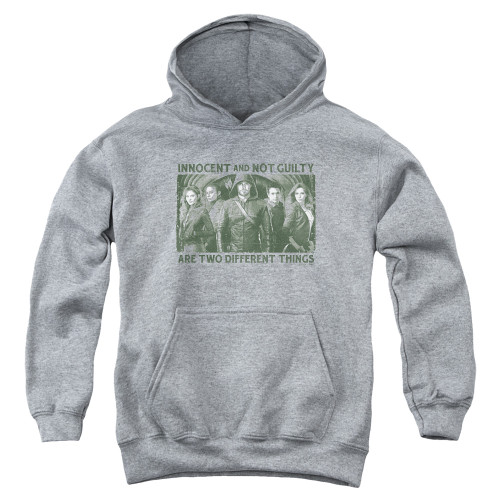 Image for Arrow Youth Hoodie - Not Guilty