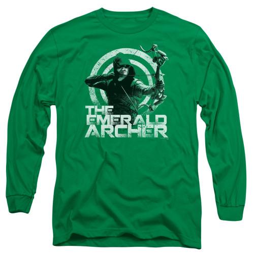 Image for Arrow Long Sleeve T-Shirt - Archer