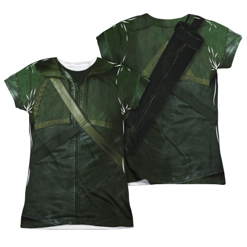 Image Closeup for Arrow Girls Sublimated T-Shirt - Uniform