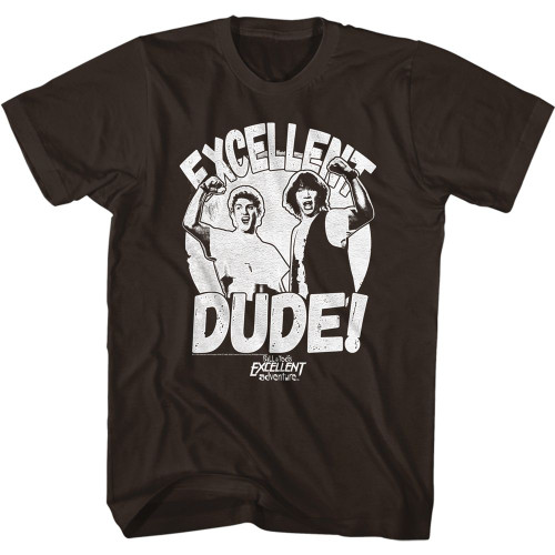 Image for Bill & Ted's Excellent Adventure T-Shirt - White Dudes