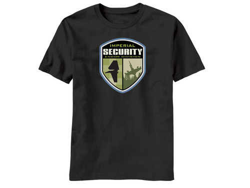Image for Star Wars T-Shirt - Imperial Security Endor Division