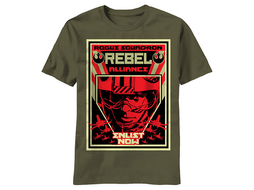 Image for Star Wars T-Shirt - Rogue Squadron