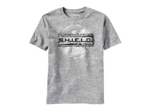 Image for S.H.I.E.L.D. T-Shirt - Stamp
