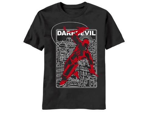 Image for Daredevil T-Shirt - Noodle City