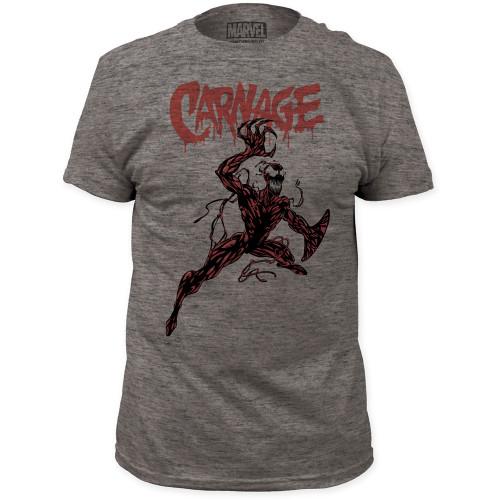 Carnage T-Shirt - Action Pose