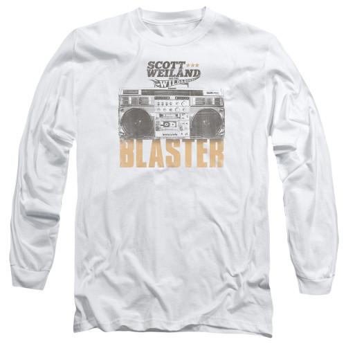 Image for Scott Weiland Long Sleeve T-Shirt - Blaster