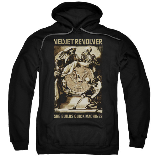 Image for Velvet Revolver Hoodie - Quick Machines