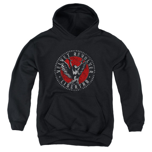 Image for Velvet Revolver Youth Hoodie - Circle Logo