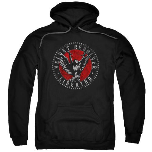Image for Velvet Revolver Hoodie - Circle Logo