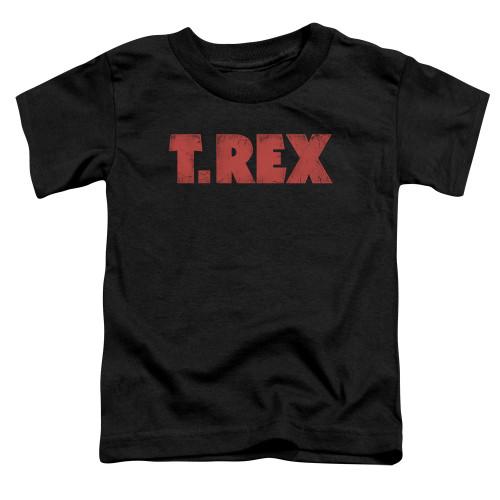 T Rex Toddler T-Shirt - Logo