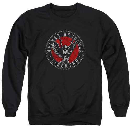 Image for Velvet Revolver Crewneck - Circle Logo