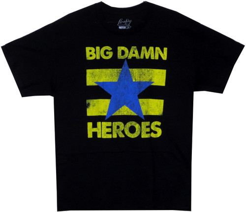 Image for Firefly T-Shirt - Big Damn Hero