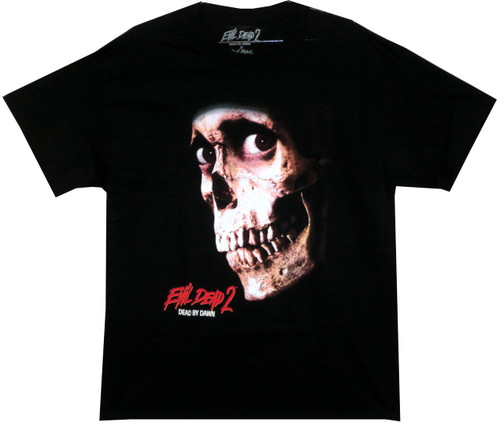 Image for Evil Dead 2 T-Shirt - Poster