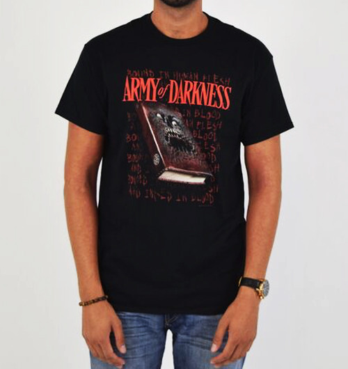 Image for Army of Darkness T-Shirt - Necronomicon