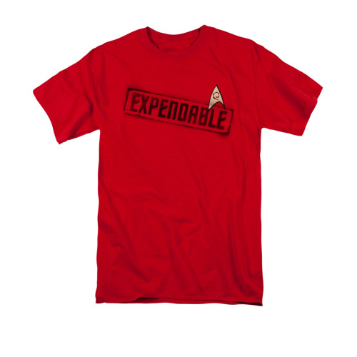Image for Star Trek T-Shirt - Expendable