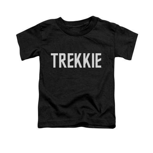 Image for Star Trek Toddler T-Shirt - Trekkie