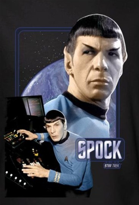 Image for Star Trek T-Shirt - Spock