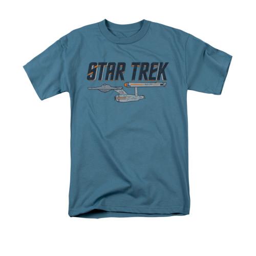 Image for Star Trek T-Shirt - Enterprise Logo