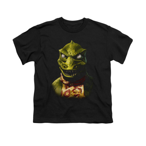 Image for Star Trek Youth T-Shirt - Gorn Bust