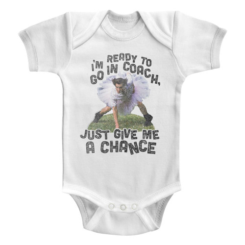Image for Ace Ventura Ready Infant Baby Creeper