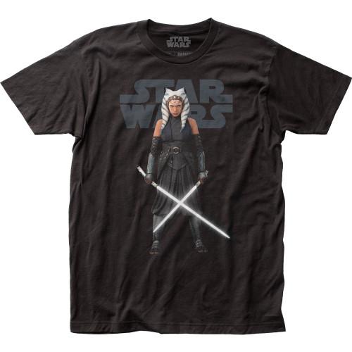 Image for Star Wars T-Shirt - The Mandalorian Ahsoka Tano