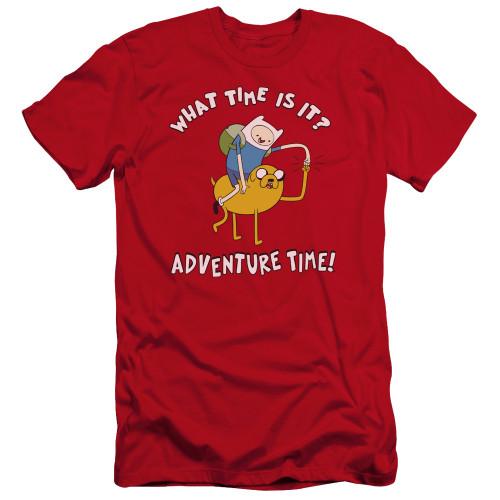 Image for Adventure Time Premium Canvas Premium Shirt - Ride Bump