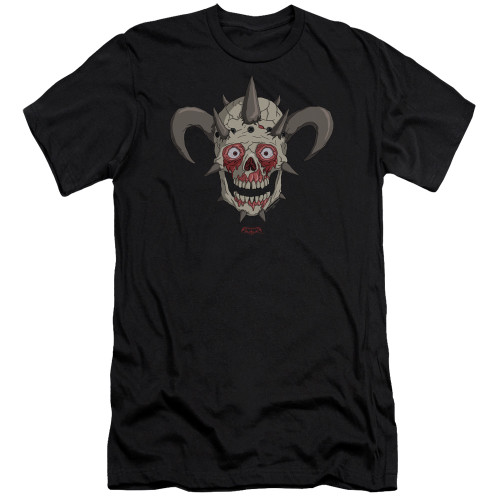 Image for Metalocalypse Premium Canvas Premium Shirt - Facebones