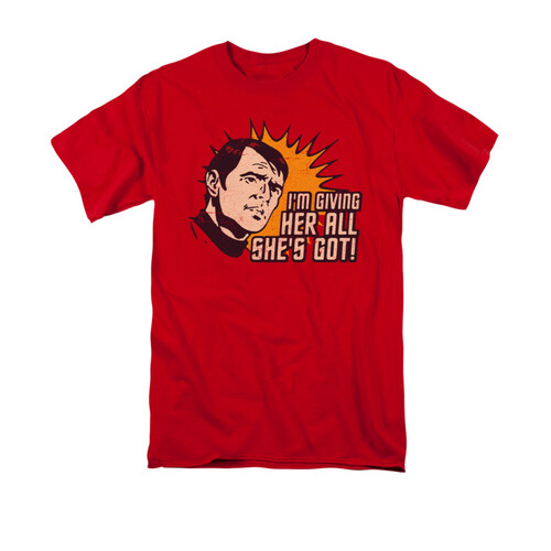 Image for Star Trek T-Shirt - Everything