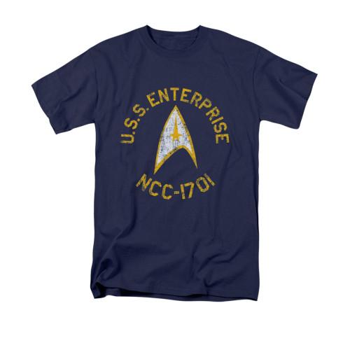 Image for Star Trek T-Shirt - Collegiate