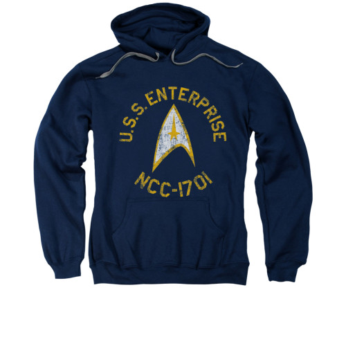 Image for Star Trek Hoodie - Collegiate