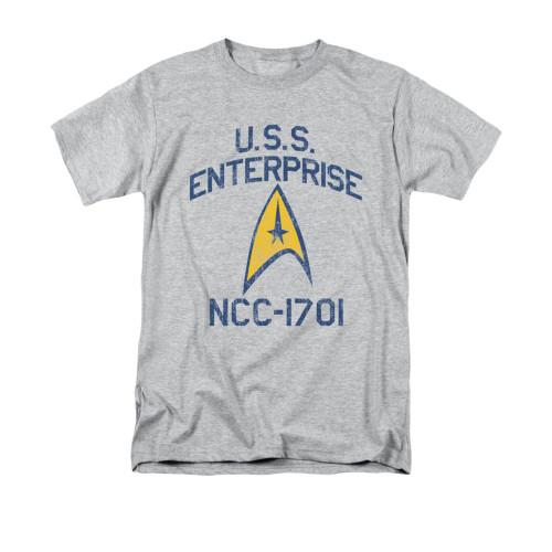 Image for Star Trek T-Shirt - Collegiate Arch