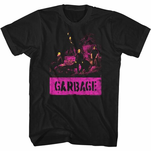 Image for Garbage T-Shirt - Grunge