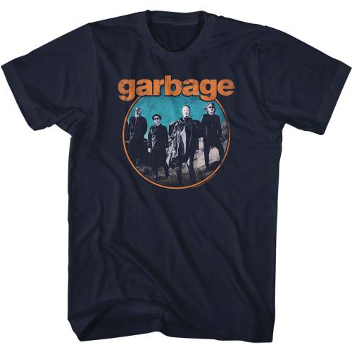 Image for Garbage T-Shirt - Circle