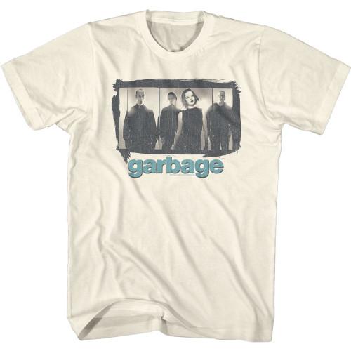 Image for Garbage T-Shirt - Panels