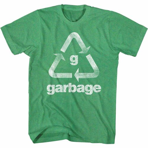 Image for Garbage T-Shirt - Recycle Garbage