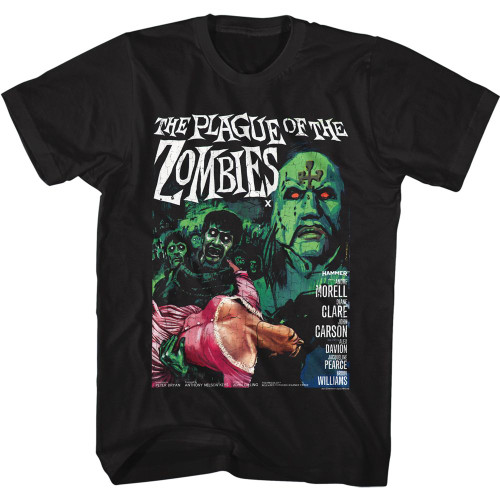Image for Hammer Horror T-Shirt - Plague of the Zombies