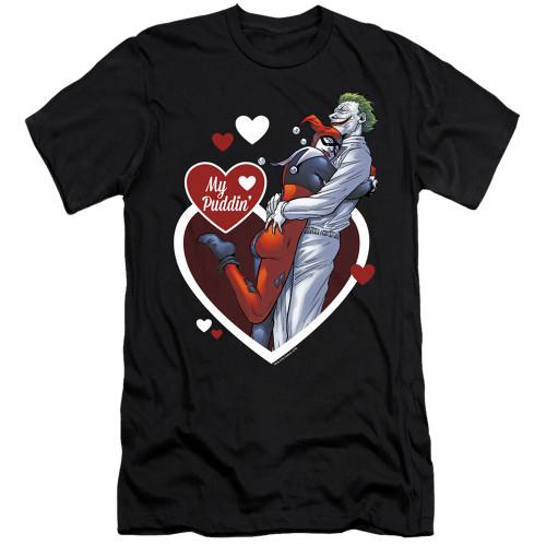 Image for Batman Premium Canvas Premium Shirt - My Puddin'