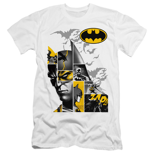 Image for Batman Premium Canvas Premium Shirt - Long Live