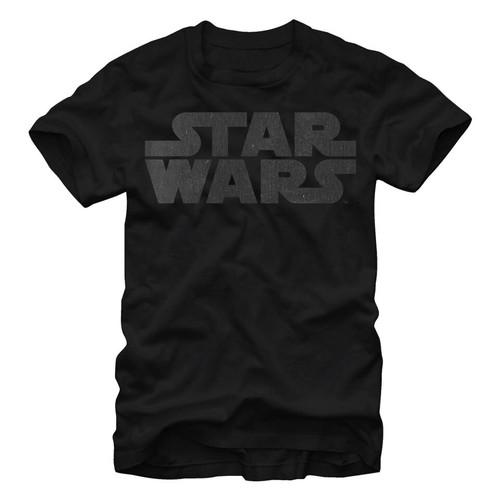 Image for Star Wars Simplest Logo T-Shirt