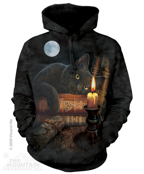 Image for The Mountain Hoodie - the Witching Hour