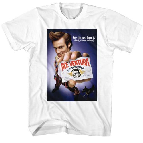 Image for Ace Ventura Pet Detective T-Shirt - Color Poster