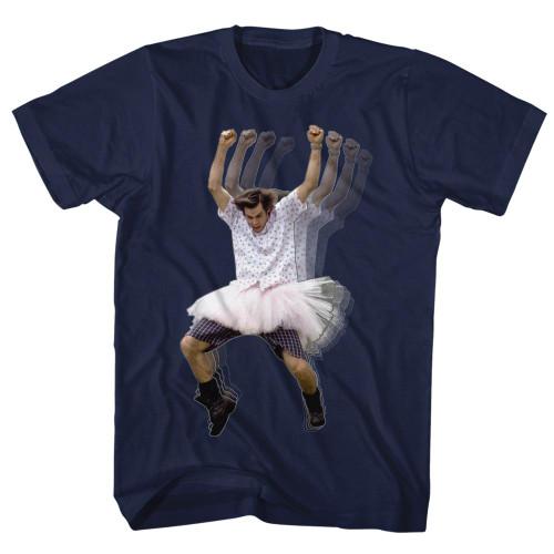 Image for Ace Ventura Pet Detective T-Shirt - Dance