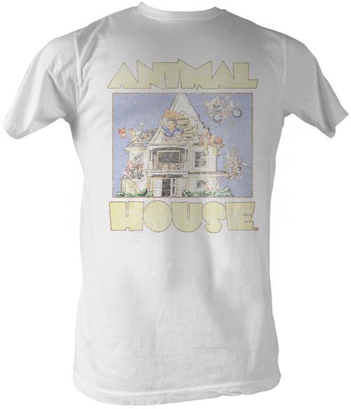 Image Closeup for Animal House T-Shirt - Cartoon