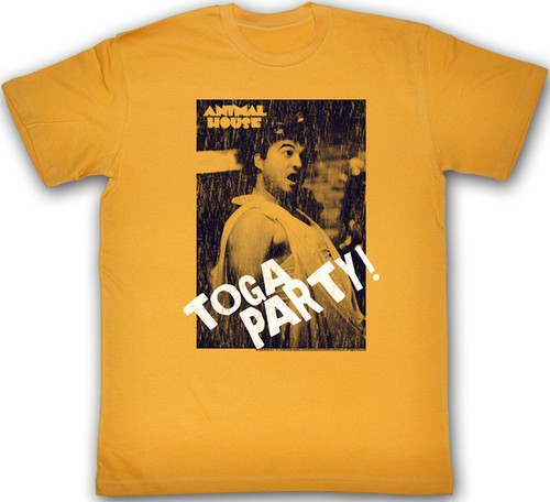 Image Closeup for Animal House T-Shirt - Toga Party
