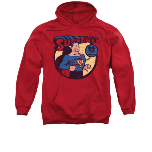 Image for Superman Hoodie - 64
