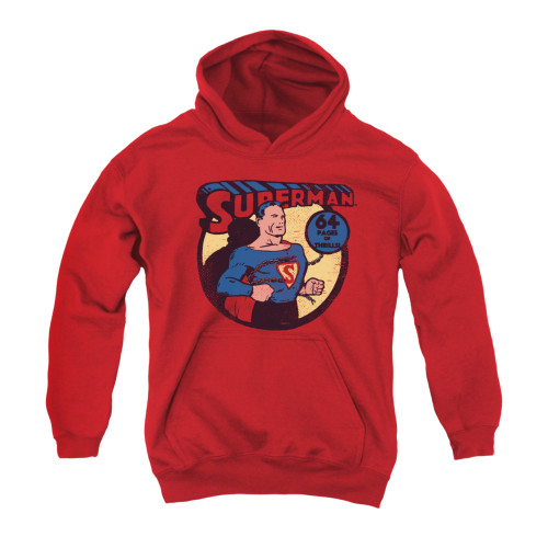Image for Superman Youth Hoodie - 64