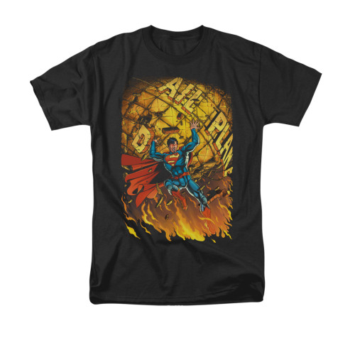Image for Superman T-Shirt - Daily Planet Save