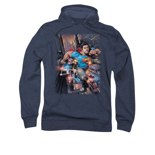 Image for Superman Hoodie - Action Comics #1