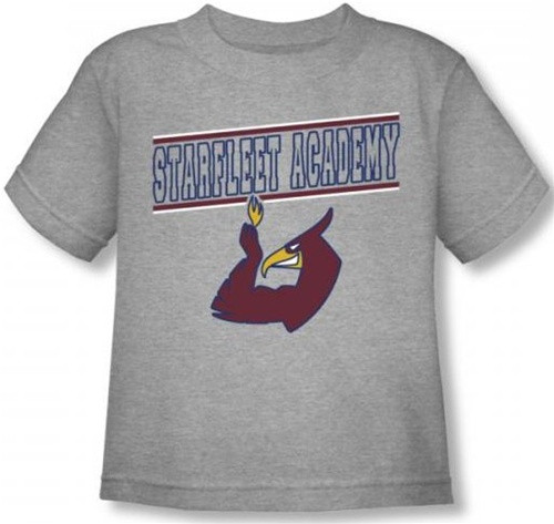 Image for Star Trek Toddler T-Shirt - Starfleet Academy Phoenix
